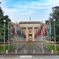 Photo prise au Palais des Nations par peejayph le2/16/2013