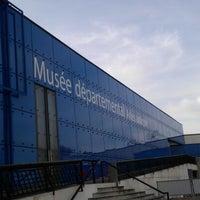 Photo taken at Musée de l'Arles antique by Kery on 12/31/2012