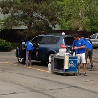 Photo taken at Puddle Car Wash by Charles L. on 5/25/2013