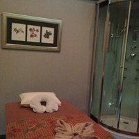 Photo taken at Wellness Healing Massage @ Panya Village by 👀EYELINER on 9/22/2013