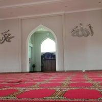 Photo taken at Masjid Nur Asmaul Husna by machful a. on 10/16/2013