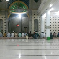 Photo taken at masjid jami al barokah by machful a. on 1/15/2014