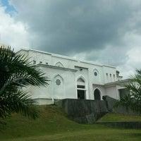 Photo taken at Masjid Nur Asmaul Husna by machful a. on 11/27/2013