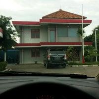 Photo taken at SPBU Benteng Betawi by machful a. on 12/11/2013