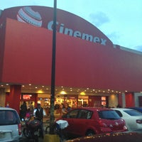 Photo taken at Cinemex by J Carlos G. on 8/6/2013