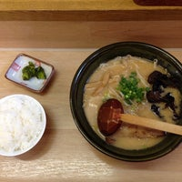 Photo taken at ラーメン次郎長 by Yutaka O. on 10/2/2013