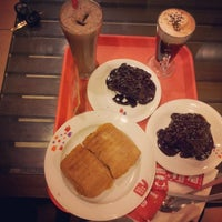 Photo taken at Cafe Coffee Day by Nehaa K. on 11/12/2013