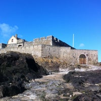 Photo taken at Fort National by Jean-Marie M. on 3/4/2015