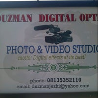 Photo taken at Duzman digital option by Adisa B. on 2/22/2013