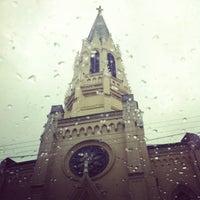 Снимок сделан в Лютеранская церковь Святого Михаила пользователем Olga Z. 4/8/2013