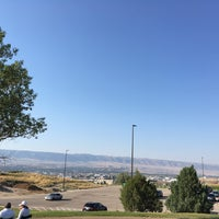 Photo taken at Casper Events Center by Kelly W. on 8/21/2017