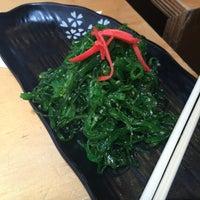 Photo taken at Menya Japanese Noodle Cafe by Lina P. on 3/30/2016