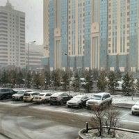 11/9/2017 tarihinde Boris B.ziyaretçi tarafından Park Inn by Radisson Astana'de çekilen fotoğraf
