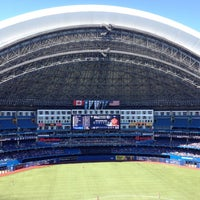 Photo taken at Rogers Centre by Maria d. on 7/28/2013