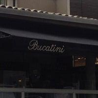 Photo taken at Bucatini by Tatilouise on 8/11/2013
