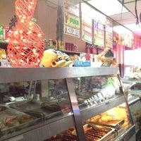 Photo taken at Las Americas Bakery by Louisa G. on 10/13/2012