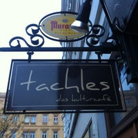 Photo taken at Tachles by Cristian Gemmato on 10/25/2013