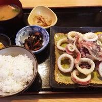 Photo taken at めし処 晶 by sugi_root on 12/6/2014