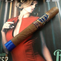 Photo taken at Secreature's Havana Lounge by David S. on 7/31/2013