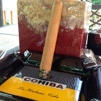 Photo taken at Secreature's Havana Lounge by David S. on 6/24/2013
