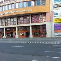 Photo taken at Pelikán Bevásárlóközpont by Győri L. on 10/19/2013
