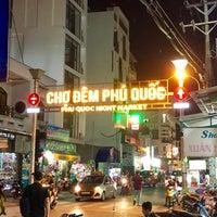 Photo taken at Chợ Đêm Phú Quốc by Ái Tân G. on 4/19/2018