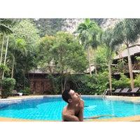 Photo taken at Phu Pha AoNang Resort & Spa by WARADON M. on 1/19/2017