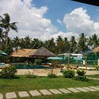 Photo taken at Samui Beach Village Hotel by Pooja S. on 1/11/2014