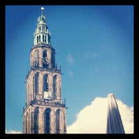 Photo taken at Grote Markt by Simon v. on 10/6/2012