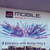 Photo taken at Mobile World Congress 2013 by MobPartner on 2/24/2013