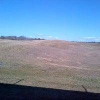 Photo taken at Calverton Links by Cono N. on 3/30/2013