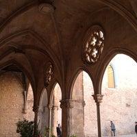 4/24/2013 tarihinde Francesc H.ziyaretçi tarafından Convent de Sant Agustí'de çekilen fotoğraf
