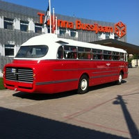 Photo taken at Tallinn bus station by Kristi S. on 6/6/2013