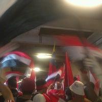 Photo taken at Estadio Monumental de Maturín by Maurys M. on 3/13/2016