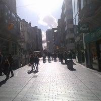 Photo taken at Kapellestraat by Valérie D. on 9/29/2012