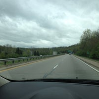 Photo taken at I-74 Exit 5 & I-275 Exit 25 by Shawn L. on 4/28/2013