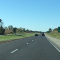 Photo taken at I-69 SB by Shawn L. on 10/13/2013