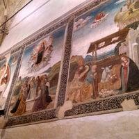 Photo taken at abbazia di brugora by Quanti on 7/7/2015