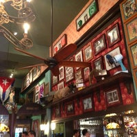 Photo taken at Havana 1957 Cuban Cuisine Lincoln Road by Jose F. on 3/22/2013