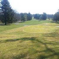 Photo taken at Allentown Municipal Golf Course by Benaiah M. on 4/9/2014