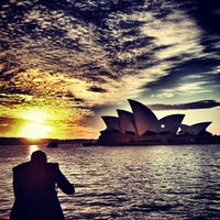 Photo taken at Sydney Opera House by andrew_sf on 5/22/2013