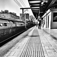 Photo taken at Central Station (Platforms 16 & 17) by andrew_sf on 7/21/2013