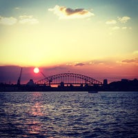 Photo taken at Sydney Harbour Bridge by andrew_sf on 5/20/2013