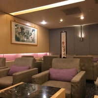 Photo taken at 華航貴賓室 China Airlines VIP Lounge by M. N. on 1/2/2017