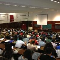 Photo taken at Facultad de Derecho (UCM) by Jaime F. on 9/30/2013