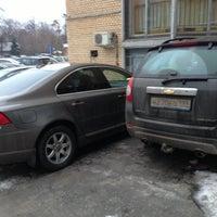 Photo taken at Парковка финашки by Alexey A. on 12/3/2012