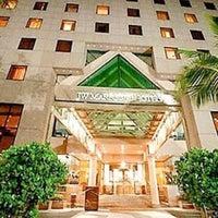 Foto tirada no(a) JW Marriott Hotel Rio de Janeiro por Abeel O. em 4/7/2013