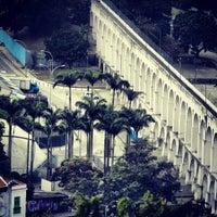 Foto tirada no(a) Arcos da Lapa por Abeel O. em 5/7/2013