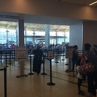 Photo taken at TSA Security Checkpoint by Jeff A. on 8/6/2016