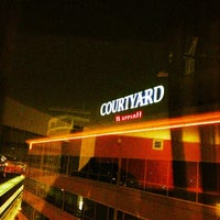 Photo taken at Courtyard by Marriott Washington, DC/U.S. Capitol by Russell B. on 12/31/2012